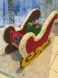 Gingerbread Sleigh 2015