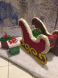 Tammy's Gingerbread Sleigh 2015
