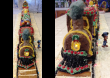 Tammy's Gingerbread Train 2014