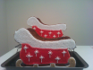 Gingerbread Sleigh 2012