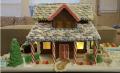 Pastel beach house